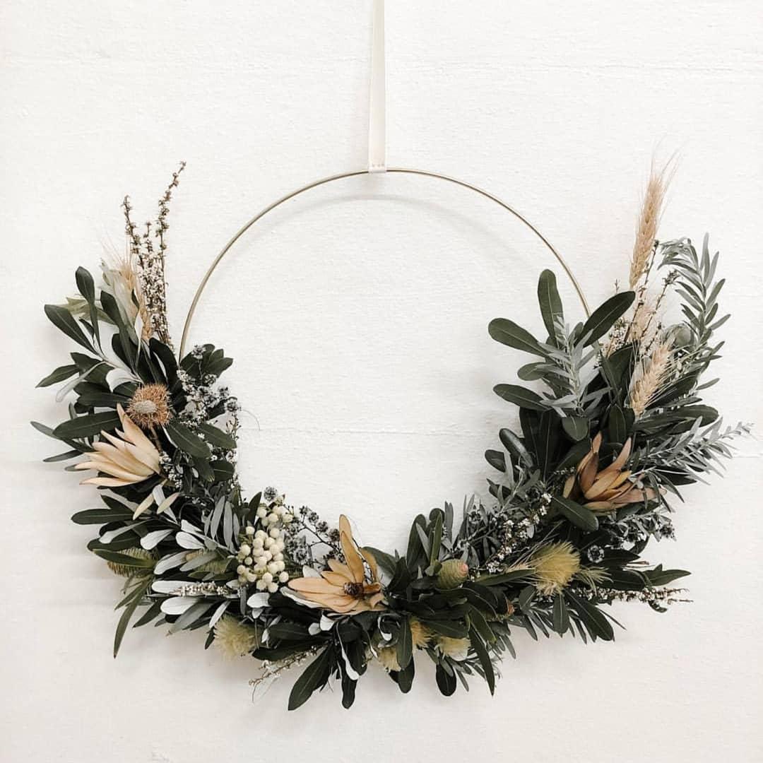 Christmas Wreath Ideas 2020 22 Christmas Wreath Ideas That Make Your Door Charming 2020